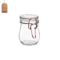 Dóza sklo CLIP patent 0,25 l RÓZA R