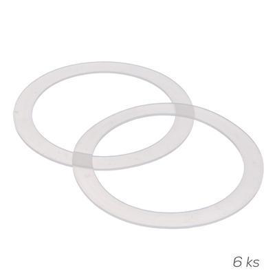 ND těsnění silikon pr. 11 cm 6 ks dóza IRMA