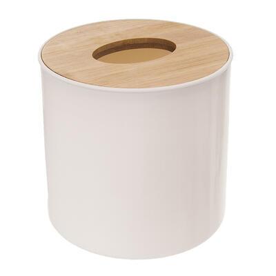 Koš odp. plast/bambus kosmetický WHITNEY