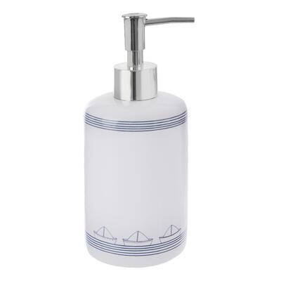 Dávkovač mýdla ker./plast 0,33 l MARINE