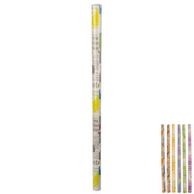 Balicí papír dekor role 200x70 cm ASS