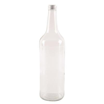 Láhev sklo+víčko Spirit 1 l
