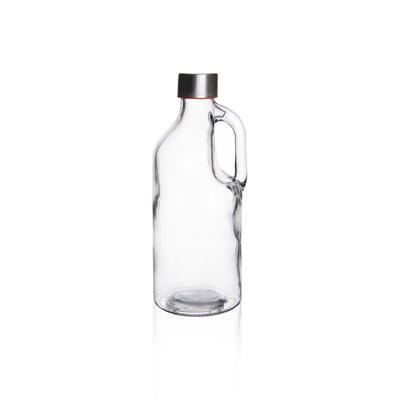 Láhev sklo/kov. víčko 0,55 l TRUELY
