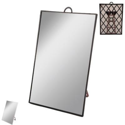 Zrcadlo 23x30 cm stojánek ASS