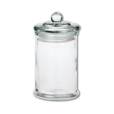 Dóza sklo s víkem 0,33 l