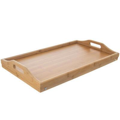 Tác bambus do postele 50x30 cm