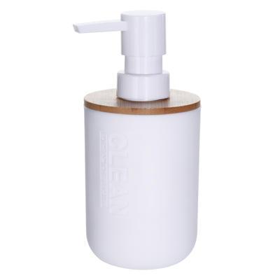 Dávkovač mýdla UH/bambus WHITNEY 0,33 l