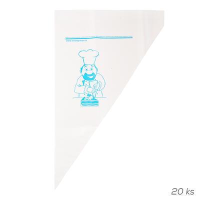 Sáček cukrářský UH 20 ks 34,5 cm