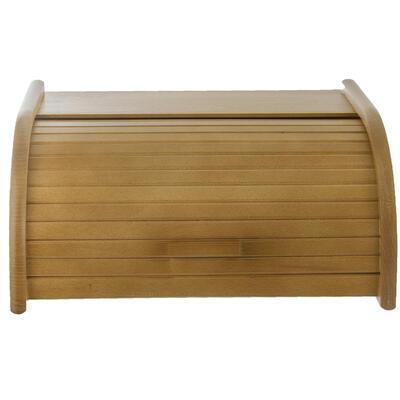 Chlebovka dřevo 38,5x29x18 cm AMALIE ŽLUTÁ