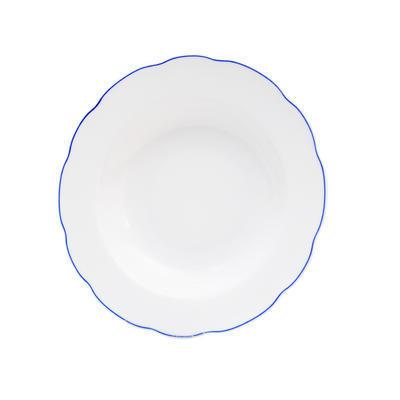 Talíř porc. hluboký BLUE LINE pr. 21 cm