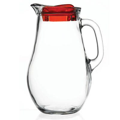 Džbán sklo+víčko UH BISTRO 2,1 l